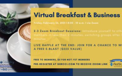 Virtual Breakfast & Business