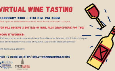 Virtual Wine Tasting with Testa Barra
