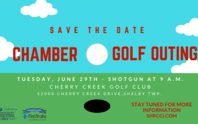 Chamber Golf Outing – Save the Date!