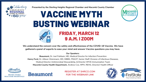 Vaccine Myth Busting Webinar