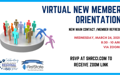 Virtual Member Orientation / Refresh